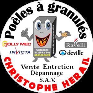 Logo Christophe Herail